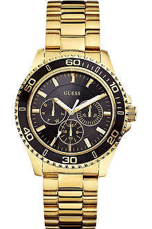 GUESS W0231L3 stainless steel watch