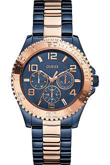 GUESS W0231L6 stainless steel watch