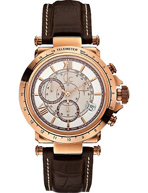 GC X44001G1 B1-Class gold-toned steel watch