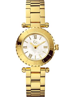 GC X70008L1S Mother-of-pearl bracelet watch