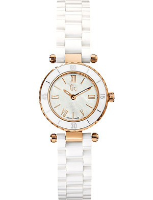 GC X70011L1S Mini Chic stainless steel watch
