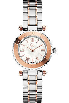 GC X70027L1S Mini Chic stainless steel watch