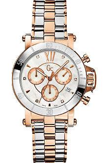 GC X73104M1S Femme diamond stainless steel watch