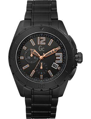 GC Sport Chic ceramic watch X76009G2S