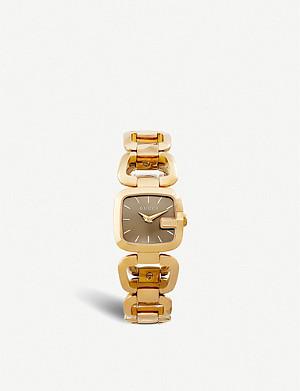 GUCCI YA125511 G-Gucci Collection PVD watch