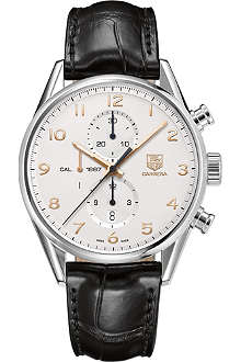 TAG HEUER CAR2012FC6235 Carrera Calibre 1887 Automatic Chronograph 43mm