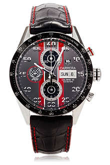 TAG HEUER Carrera Calibre 16 Chronograph Goodwood Festival of Speed Limited Edition 41mm