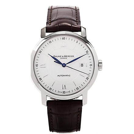BAUME & MERCIER M0A08791 Classima Executives classic watch (Silver