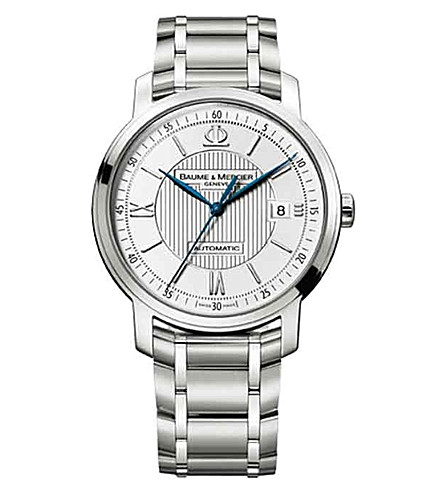 BAUME & MERCIER M0A08837 Classima Executives watch (Silver
