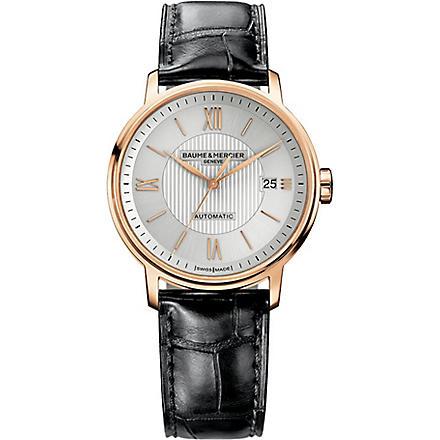 BAUME & MERCIER M0A10037 Classima classic watch (Silver