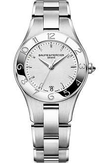 BAUME & MERCIER M0A10070 Linea stainless steel watch