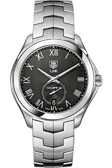 TAG HEUER WAT2114BA0950 Link Calibre 6 Automatic Watch 40mm