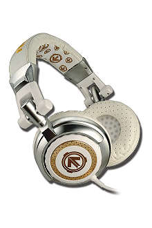 AERIAL7 TANK Platinum over ear headphones
