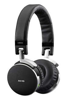 AKG K495NC noise-cancelling over-ear headphones