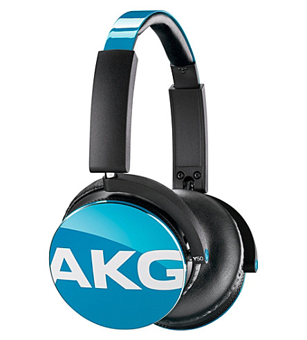 AKG Y50 on-ear headphones