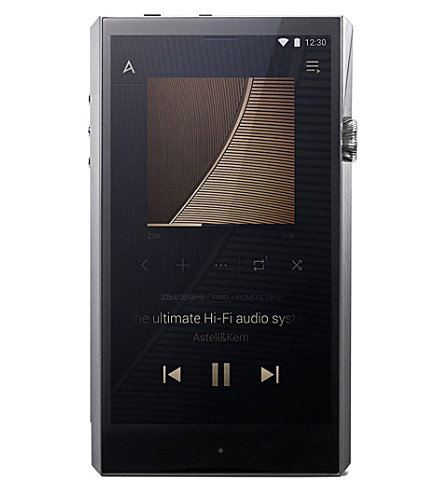 ASTELL & KERN A&Ultima sp1000 hi-res audio player (Stainless+steel