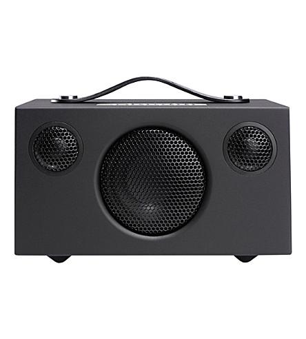 AUDIO PRO 插件 T3 扬声器 (黑色