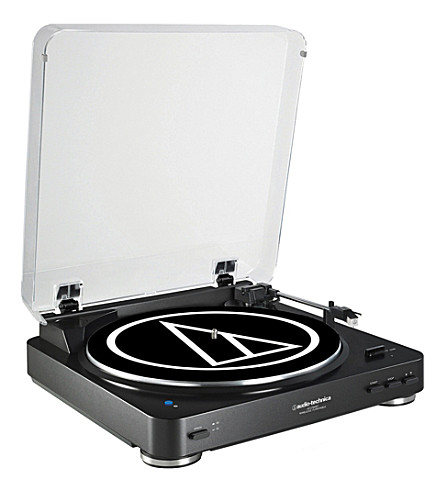 AUDIO-TECHNICA AT-LP60BT Wireless Stereo Turntable