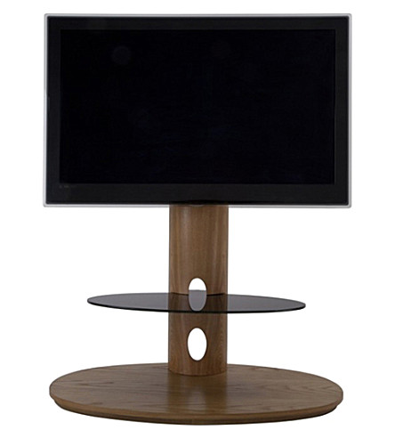 AVF Chepstow wooden TV stand (Oak