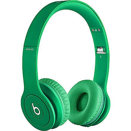BEATS BY DRE Solo HD over-ear headphones