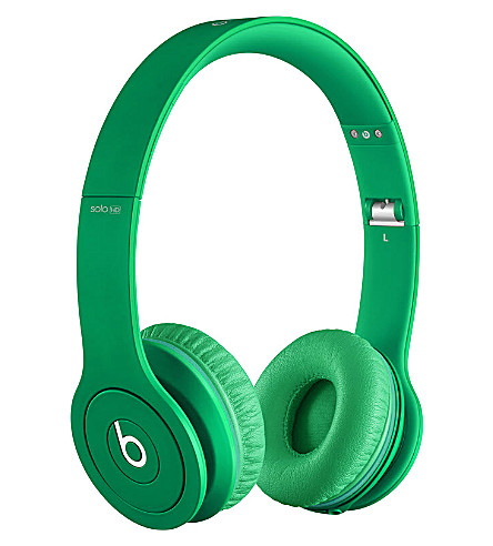 BEATS BY DRE Solo HD over-ear headphones
