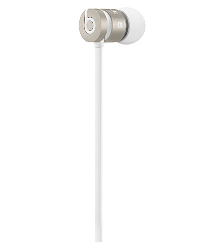 MONSTER Urbeats in-ear headphones gold