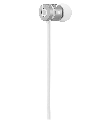 BEATS BY DRE Urbeats in-ear headphones silver