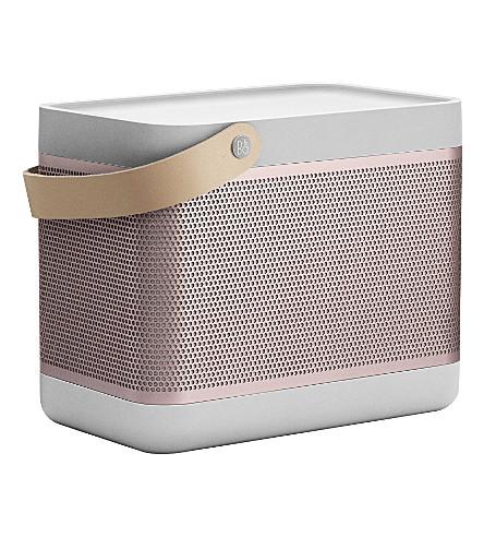b o play beolit 15 bluetooth portable speaker. Black Bedroom Furniture Sets. Home Design Ideas