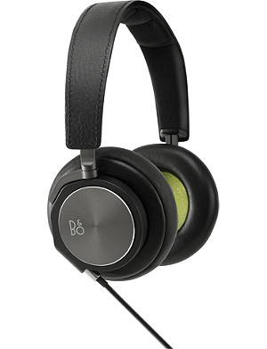 B&O PLAY H6 over-ear leather headphones