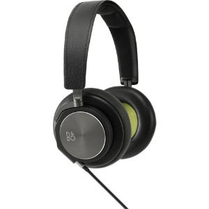 H6 over-ear leather headphones
