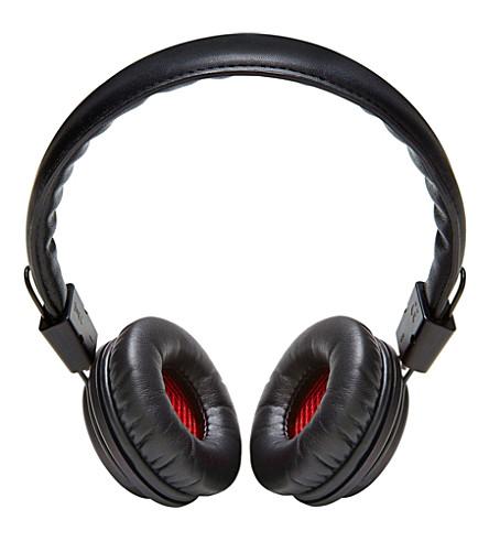 BLOC & ROC Galvanize S1 Black on-ear headphones