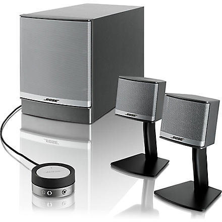 BOSE Companion 3 Series II media speakers