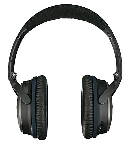 BOSE QC25 noise cancelling headphones