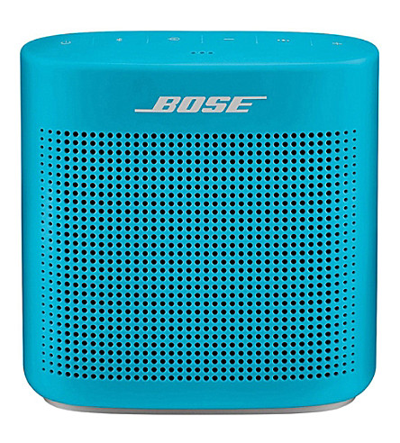 BOSE SoundLink® Colour Bluetooth® speaker II (Blue