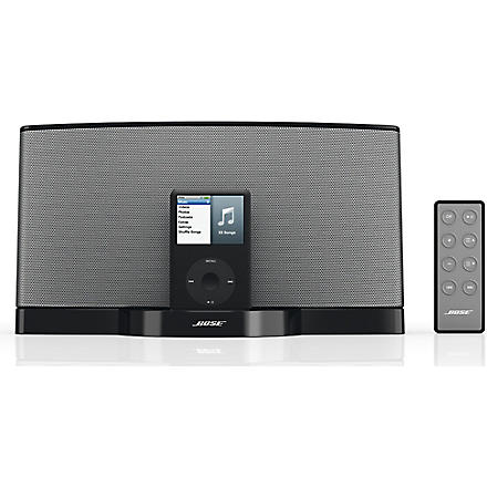 BOSE SoundDock II music system (Black