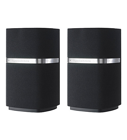 BOWERS & WILKINS MM-1 multimedia speakers
