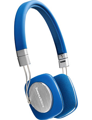 BOWERS & WILKINS P3 mobile hi-fi over-ear headphones