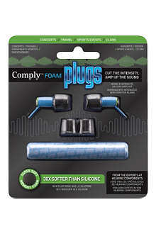 COMPLY Foam Plugs in medium