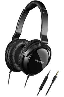 DENON Mobile Elite over-ear headphones with remote + mic