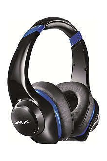 DENON AH-D321 amplified on-ear headphones