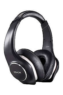 DENON Music Maniac AHD-340 on-ear headphones