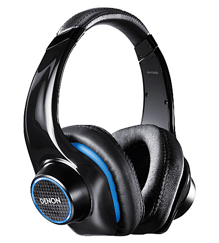 DENON Urban Raver over-ear headphones