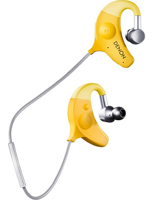 DENON Exercise Freak wireless fitness in-ear headphones