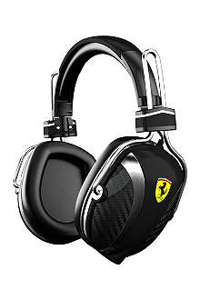 FERRARI BY LOGIC3 Scuderia Ferrari P200 over-ear headphones