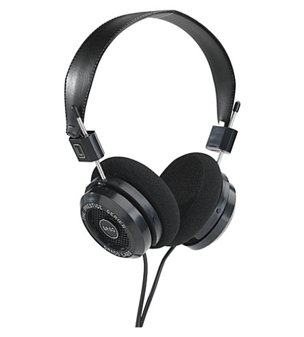 GRADO SR60i Prestige over-ear headphones and case