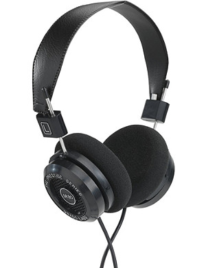 GRADO SR80i Prestige over-ear headphones and case