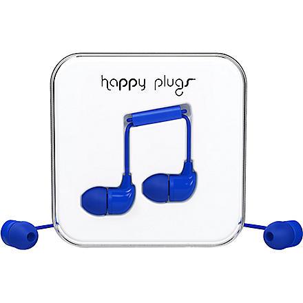 HAPPY PLUGS Cobalt in-ear headphones