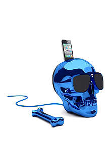 JARRE Aeroskull iPhone speaker with Bluetooth