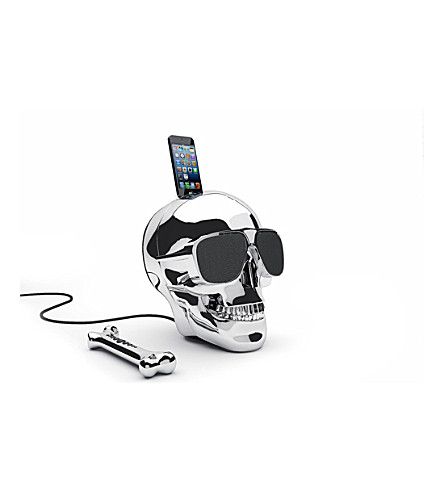 JARRE Aeroskull HD+ iPhone bluetooth dock speaker