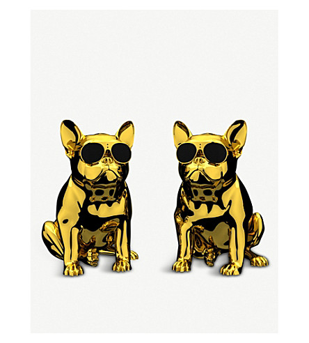 JARRE AeroBull XS1 Limited Edition duo speakers (Limited+edition+gold